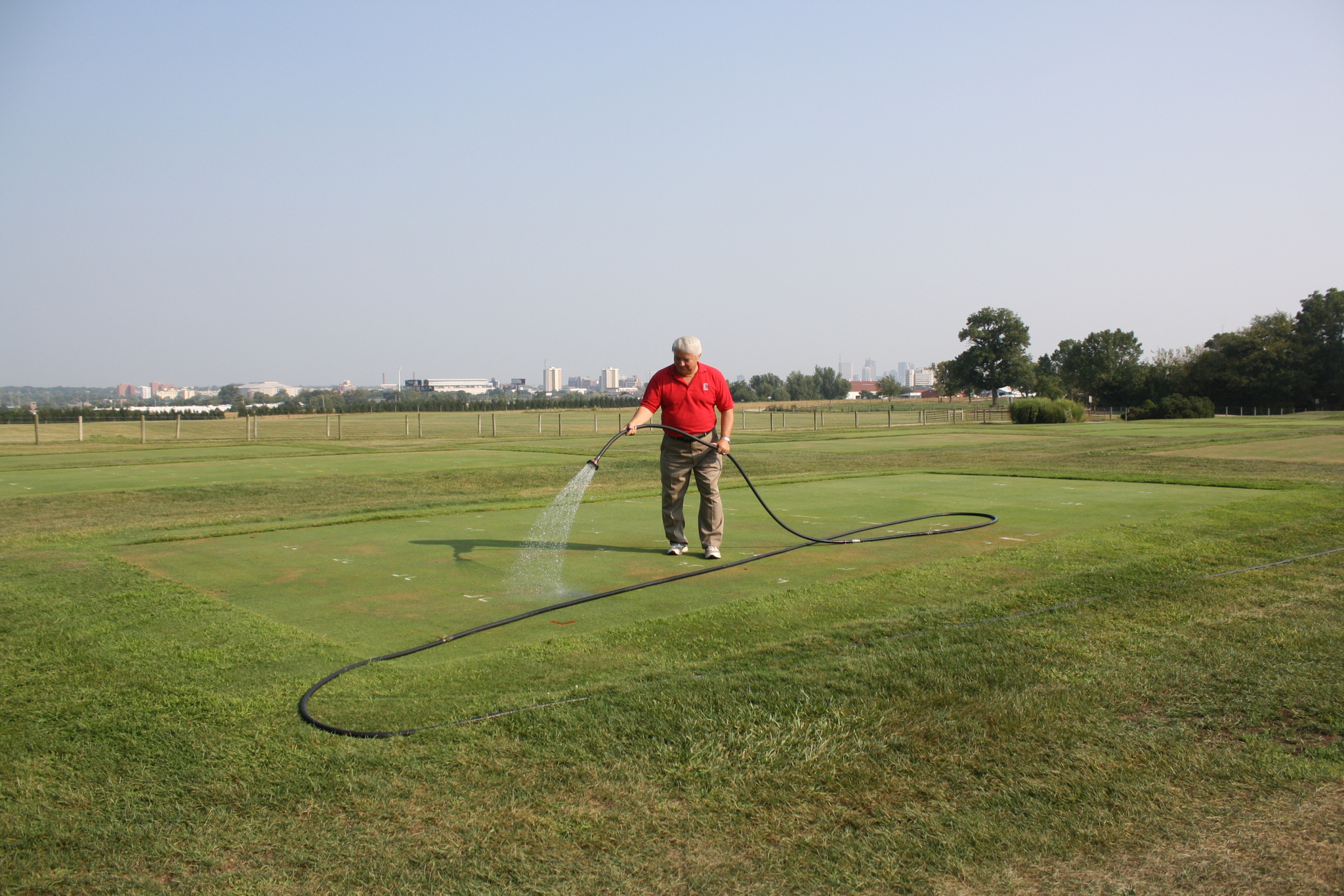 Turf Irrigation Management Practices