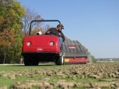 Turf Aeration